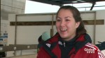 North Vancouver athlete slides to success quickly in skeleton racing