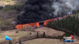 Volunteer firefighter sentenced for central Alberta arsons