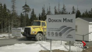 Questions raised about safety records of men opening N.S. coal mine