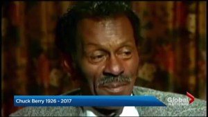 Remembering rock 'n' roll pioneer Chuck Berry