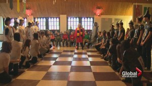 Magical week for students at Riverview middle school