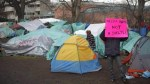 B.C. gov't applies for injunction to end tent city
