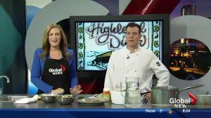 Edmonton chef cooks classic Thanksgiving dishes