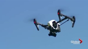 Federal government unveils new fines, rules for drones near airports