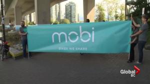 City of Vancouver launches much-delayed bike share program