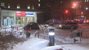 Raw video: Man injured in Verdun shooting