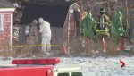 Grand Desert residents wait as chemicals are removed