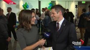 Winnipeg Votes: Mayor-elect Brian Bowman humbled by Winnipeggers' support
