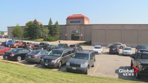 Shoppers flock to Saint John Sears as liquidation sale begins