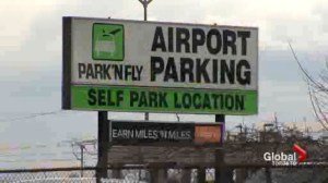 Park 'N Fly customer alleges damage to car