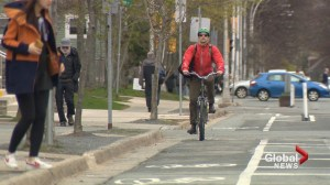 Protected bike lane data in Halifax outweighs complaints