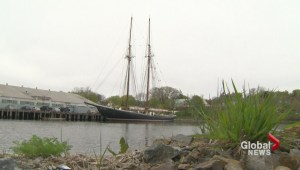 Bluenose II rebuild close to being officially finished