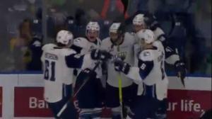 Shynkaruk leads Saskatoon Blades past Red Deer Rebels 4-2 to snap four-game skid