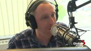 Local radio announcer gaining national recognition