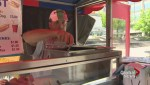 Vendors, hotdog lovers celebrate national hotdog day