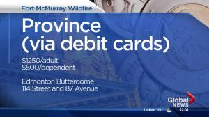 Fort McMurray wildfire: Red Cross gives $50M, Alberta gives $100M in emergency funding