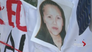 Vigil For Missing and Murdered Women