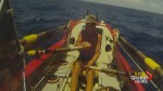 John Beeden is the first person to solo row across the pacific from San Francisco to Australia