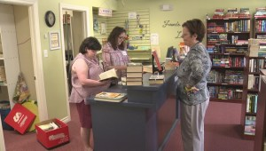 New Brunswick bookstore run by staff of people with autism