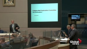 Calgary Olympic bid committee needs clarity on where finances would come from
