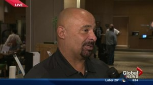 Grant Fuhr interview