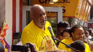 Cosby refuses to comment on sexual assault allegations