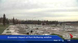 $5.3B injected into Alberta economy for Fort McMurray wildfire rebuild: report