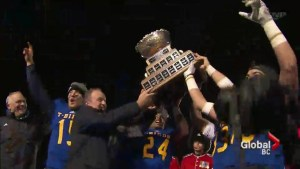 UBC Thunderbirds football team prepares for repeat title
