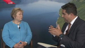 Northern Gateway decision: Janet Holder from Enbridge
