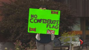 Nova Scotia community group wants province to ban confederate flag