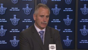 Canucks-Flames Game 5: Willie Desjardins