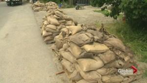 Central Okanagan beginning lengthy sandbag cleanup process