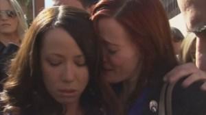 Travis Alexander's sisters react to Jodi Arias mistrial