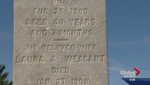 Pioneer Cemetery sheds light on Saskatoon's first residents