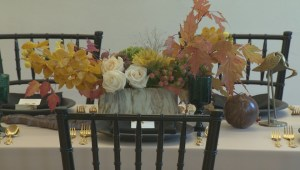 Decorating tips for your Thanksgiving dinner table
