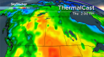 Saskatoon weather outlook: big warm up moves in