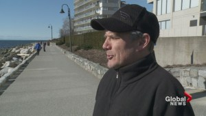 West Vancouver battles CP Rail over waterfront walk