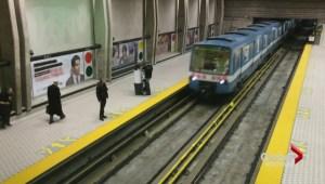 Metro station in Dorval?