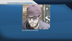Armed robbery at south Lethbridge TD Bank