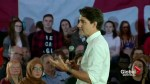 Montrealer disappointed Trudeau answered questions in French