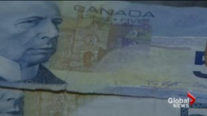 Is your Canadian money counterfeit?
