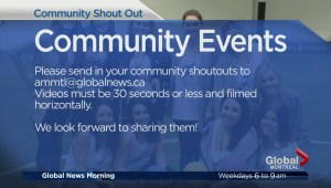 Community Events: Wanderlust