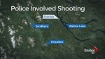 Mother and son shot dead during confrontation with RCMP