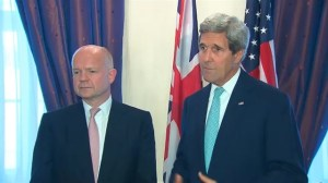 U.S. Secretary of State Kerry provides update on Iran nuclear talks