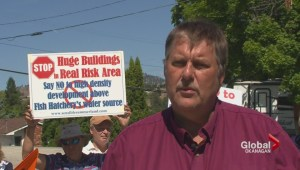 'This is the wrong place for seniors housing:' Summerland development faces push-back