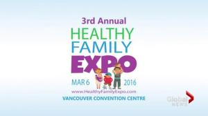 Vancouver's Healthy Family Expo inspires eco-friendly lifestyles