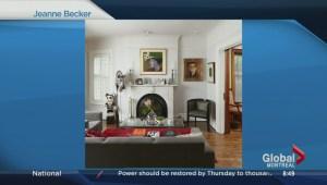 Inside Jeanne Beker's home