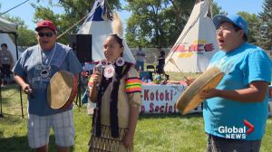 Aboriginal group hopes to dispel myths and honour First Nations history