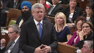Harper questioned about Canada-China FIPA