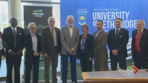U of L, Lethbridge College partnership aims to enhance agriculture in Alberta